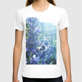 Save the Bees Campaign T-shirt