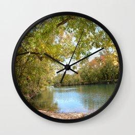 Hanging Rock & Peavine Hollow Series, No. 4 Wall Clock