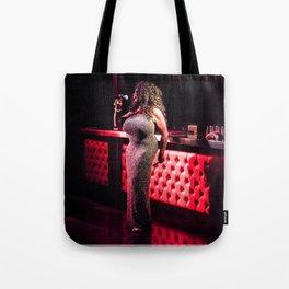 Keisha D LIVE Tote Bag