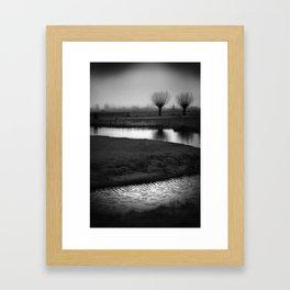 Zaanse Schans 1 Framed Art Print