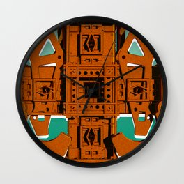 Mechanical 12 Wall Clock