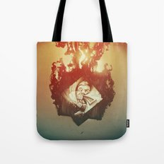 Claustrophobia Tote Bag