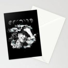You want it darker Stationery Cards