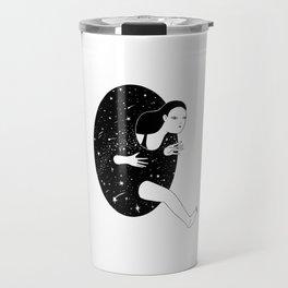 Across of the Galaxy Travel Mug