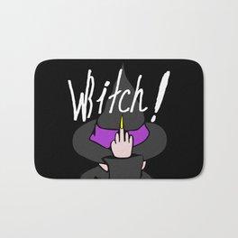 WBITCH! Bath Mat