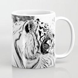 Tigers mirror Coffee Mug