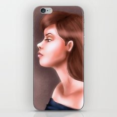 Young and Beautiful iPhone & iPod Skin