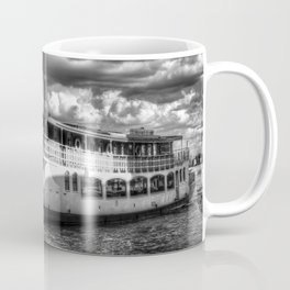 The Elizabethan Paddle Steamer Coffee Mug