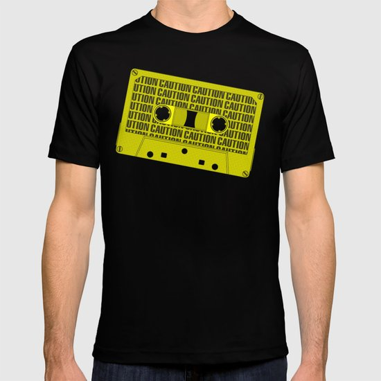 Caution Tape T-shirt