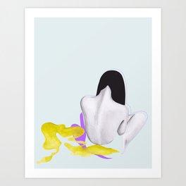 Body 18 Art Print