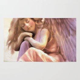 Sleeping Angel Rug
