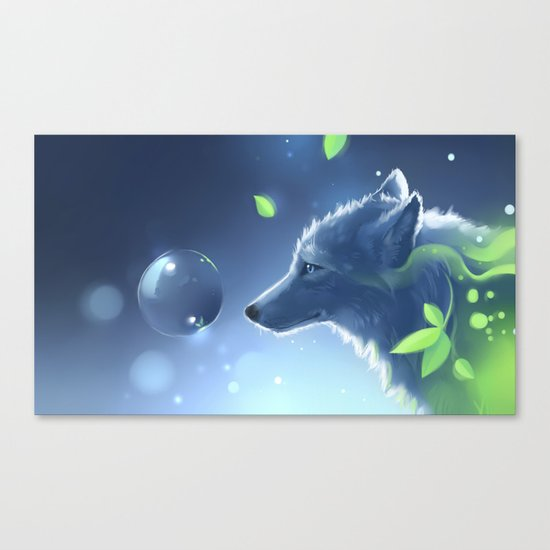 Plant Spirit Canvas Print