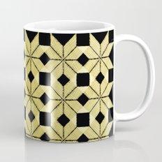 Golden Snow Mug