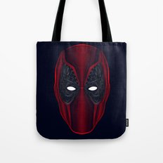 DEADPOOL/The Merc With The Mouth Tote Bag