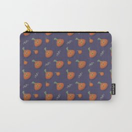 Halloween is coming I Pattern II Carry-All Pouch