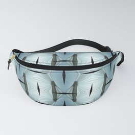 ANGLED TRIANGLE Fanny Pack