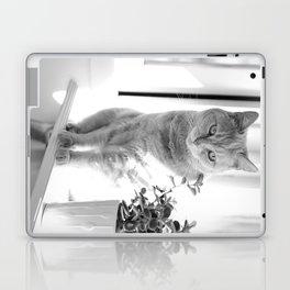 Esmeralda - On The Windowsill Laptop & iPad Skin