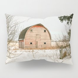 Barn Pillow Sham