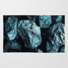 It was so coal. Rug