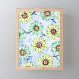I'm an Early Bloomer Framed Mini Art Print