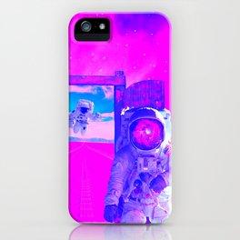Pink World by GEN Z iPhone Case