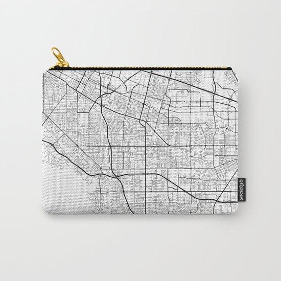 Minimal City Maps - Map Of Sunnyvale, California, United States by valsymot