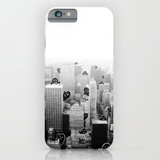 Ghost City Slim Case iPhone 6s
