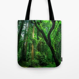 Enchanted forest mood II Tote Bag