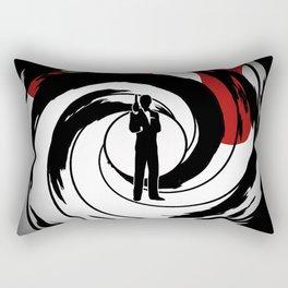 JAMES BOND Rectangular Pillow