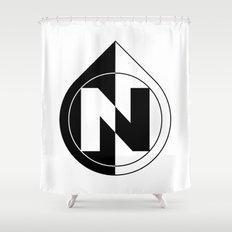 North Shower Curtain