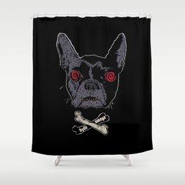 WANNADOG Shower Curtain