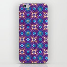 Pattern 4 iPhone Skin