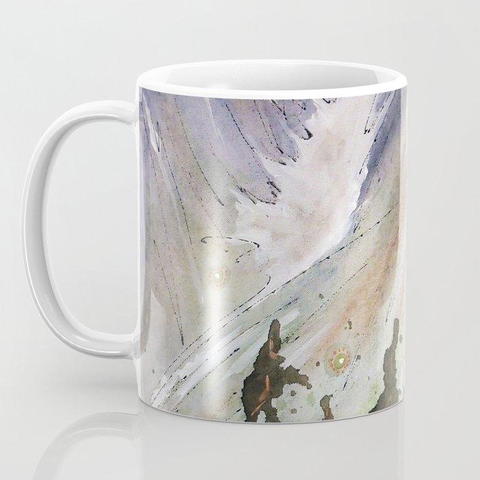 Downhill Biker Coffee Mug