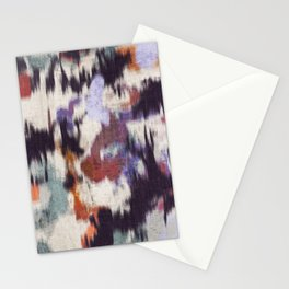 Abstract Flow Stationery Cards
