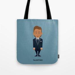 FASHION ICONS - VALENTINO Tote Bag