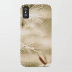 Coquette iPhone X Slim Case