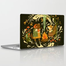 Animal Chants & Forest Whispers Laptop & iPad Skin
