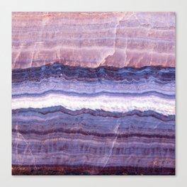 Azul marble Canvas Print