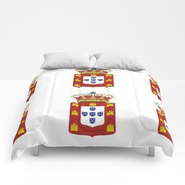 Country Crowns Comforters