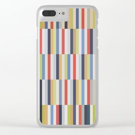 FADED Clear iPhone Case