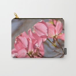 Pretty Dogwood Tree Flowers Carry-All Pouch