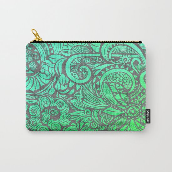 Summertime & the Livin's Easy Carry-All Pouch