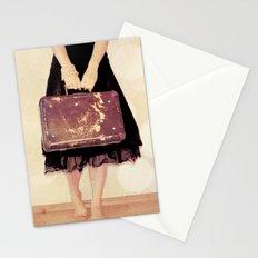 Bon Voyage Mademoiselle Stationery Cards