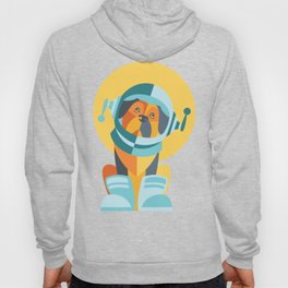 One Giant Leap for All Muttkind Hoody