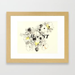 Almost Framed Art Print