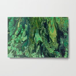 Forest of Souls Metal Print