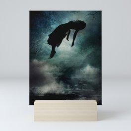 Live Deliciously Mini Art Print