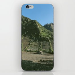 BROMO LANDSCAPE iPhone Skin