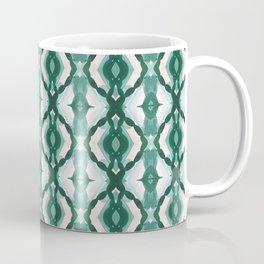 Watercolor Green Tile 1 Coffee Mug