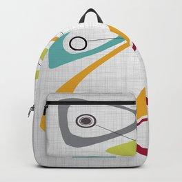 Mid Century Modern Art Backpack